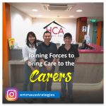 Joining Forces to Bring Care to the Carers