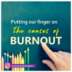 Burnout, What/Who's to Blame?