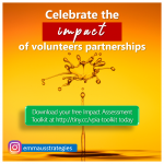 Launch of Volunteer Partnerships Impact Assessment (VPIA) Toolkit