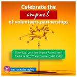 Launch of Volunteer Partnerships Impact Assessment (VPIA) Toolkit
