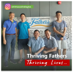 Thriving Fathers, Thriving Lives...