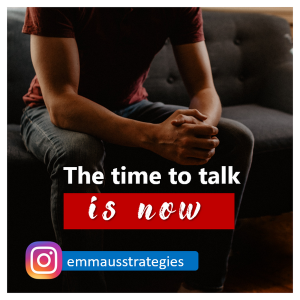 The Time to Talk is Now