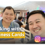 Networking with No Business Cards