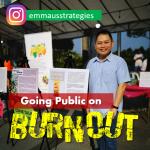 Going Public on Burnout