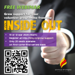 Free Webinar: Grow Support for Your Volunteer Prog from the Inside Out
