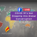 COVID-19's Not Stopping This Global Conversation