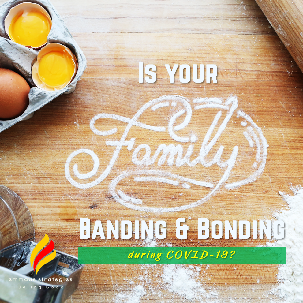 Family Written in Flour
