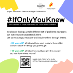 #IfOnlyYouKnew - Growing a > Resilient Next Generation