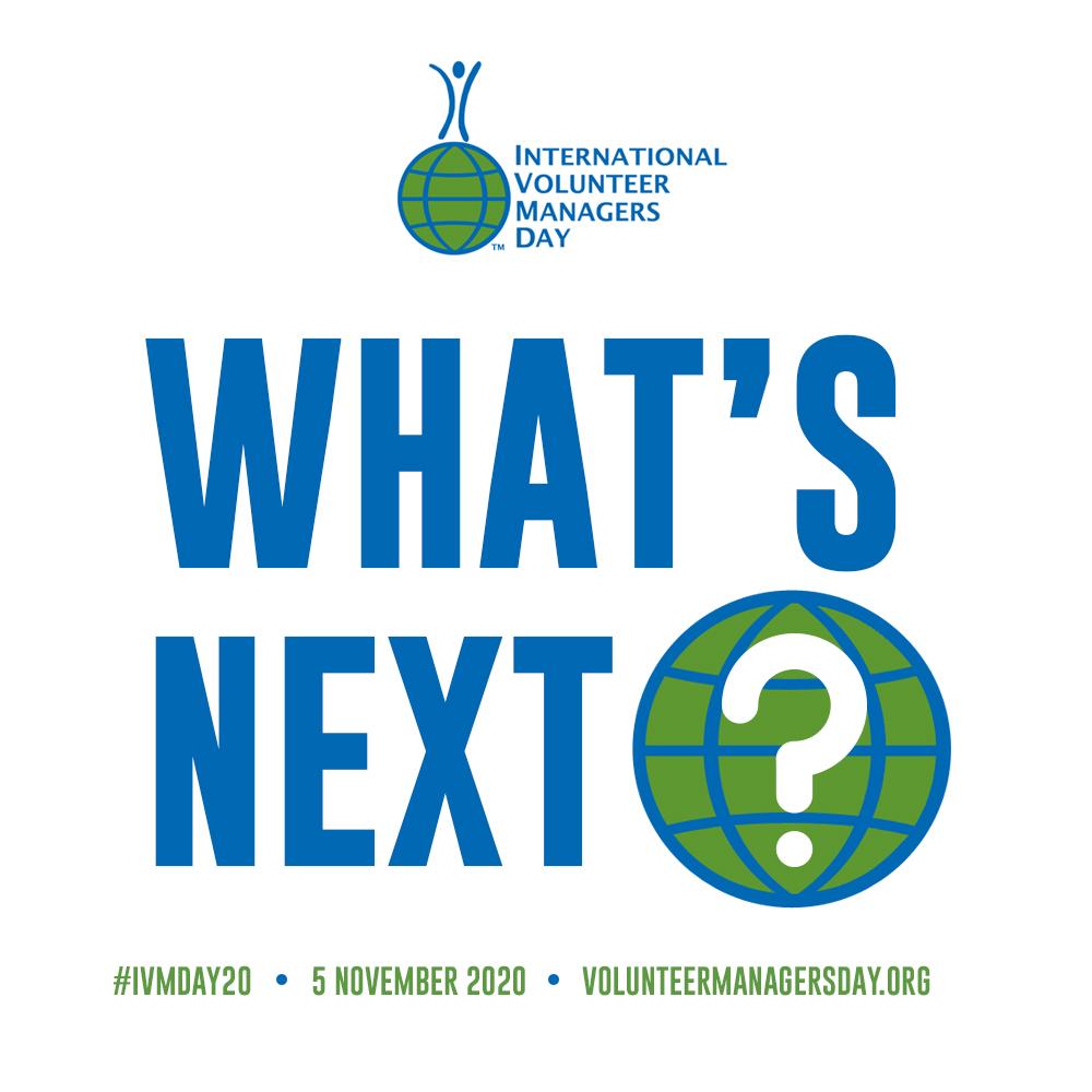 IVMD What's Next Logo?